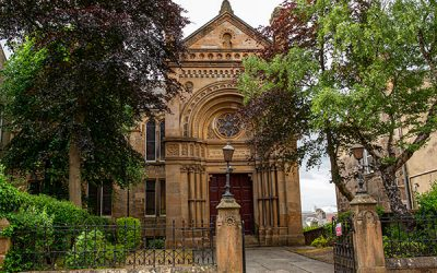 Book a Guided Synagogue Tour