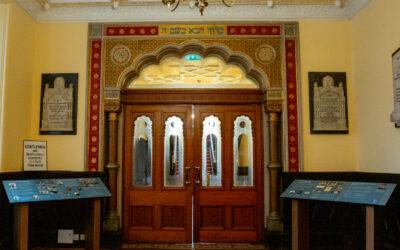 Scottish Jewish Heritage Centre Launches!