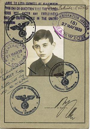 Dorrith travel document