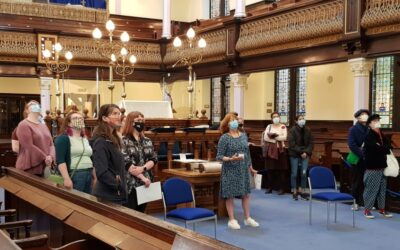 Doors Open Day 2021 at Garnethill Synagogue